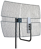 PAC.WIRELESS REFLECTOR PAS. CANOPY GRILLADO MEDIANO 5.X GHZ (GD26-MT)