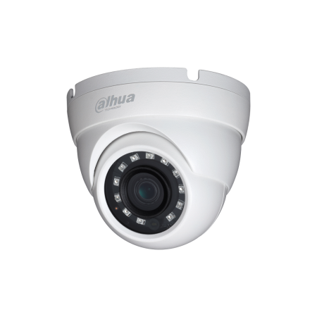 DAHUA HDCVI CAM EYEBALL HDW1200MP 1080P 12V IR 30MTS IP67